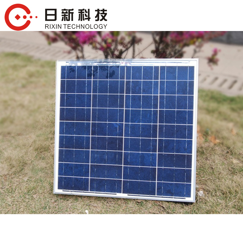 Buy Solar Panels Wholesale CE 12V 50W Poly Silicon PV