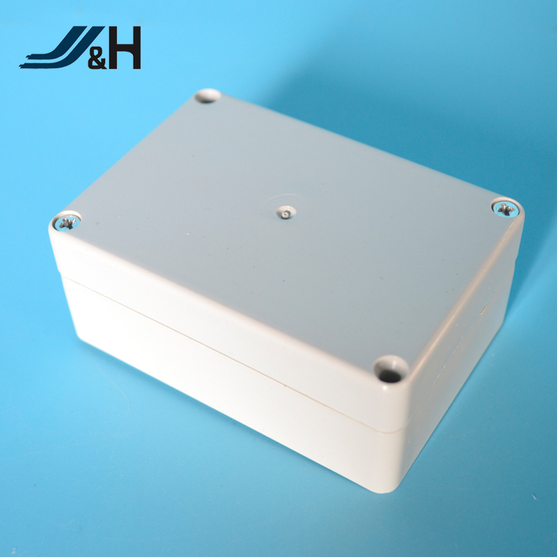 fully stocked ip65 plastic waterproof electrical junction box JHASB209