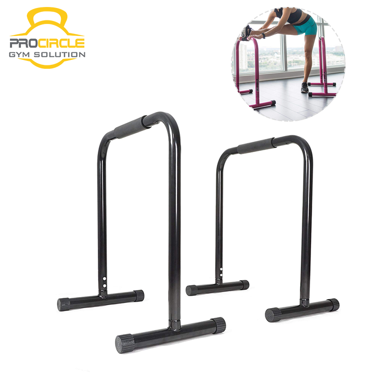 Procircle Adjustable Door Gym Fitness Dip Parallel Horizontal Bar