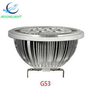 dimmable super performance spot light COB LED AR111 Grille lamp