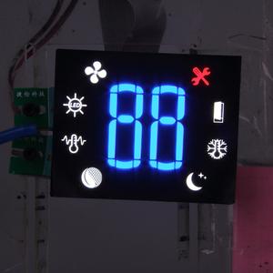 7 segment led display led nixie tube for led digital message fan