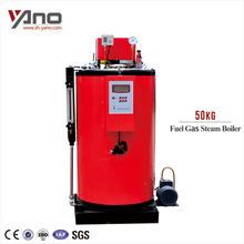 Used in Poultry Farm 35Kg 50Kg 100Kg/h Diesel Oil/Natural Gas Heat Recovery Steam Generator