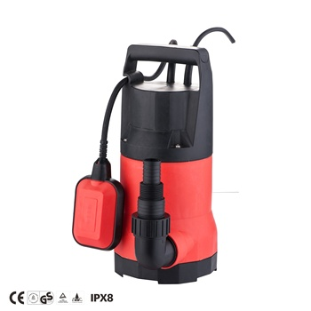 400W 1/2HP Hot Sale Plastic Electric Submersible Water Pump Price