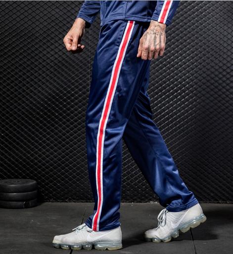 Mens gym wear sports legging pants 7