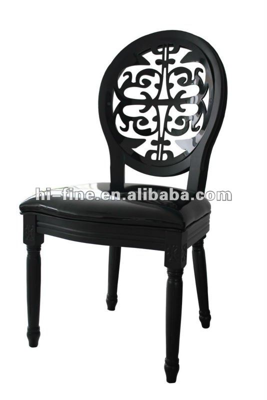 Wedding Louis Xv Chair / Acrylic Chair / Louis Chair
