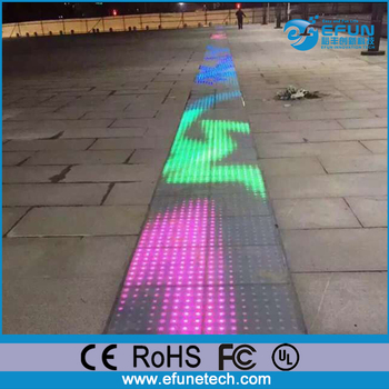 Led Rgb Color Changing Interactive