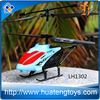 2016 New 2-Channel 4 color Plastic RC Mini Helicopter Toy