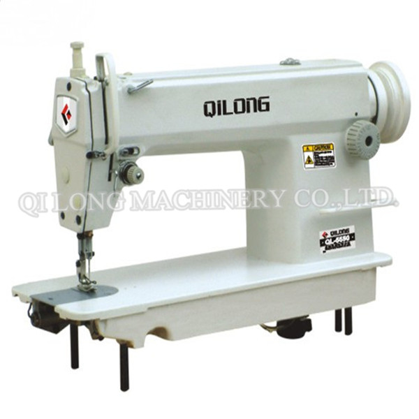 Classical industrial long arm high speed sewing machine automatic lubrication