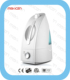 Low noise design ultrasonic air humidifier