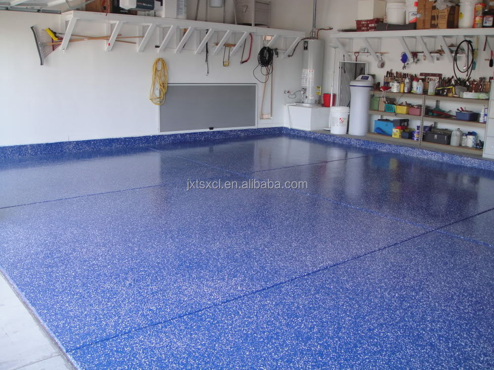 Decorative Synthetic Granite Chips Flooring For Epoxy