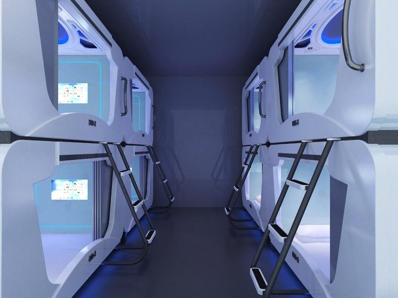 Auberge la s curit des lits superpos s lit superpos pour dortoir matel abs pod lits superpos s - Securite pour lit superpose ...