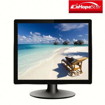 15 inch hot sale lcd monitor with VGA