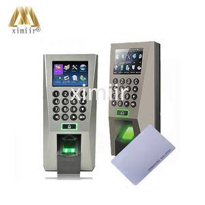 ZK F18 Free Access Control Keypad Software Biometric Fingerprint Reader  Time Attendance Network Access Controller