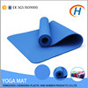 Pilates equipment reformer eco-friendly soft yoga mats for women ,blue yoga mat