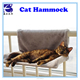 Hot pet supplies cat hammock swings Wrought Iron Sunny Seat Pet Beds