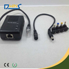 Factory supply high performance OEM service poe splitter for ip camera