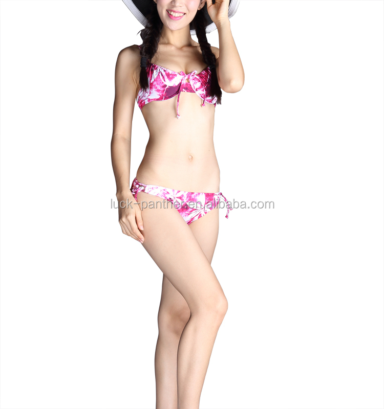 b42e87b139 Custom Made Printed Swimwear Hot Sale Swimsuit Bikini Bathing Suit For  Ladies