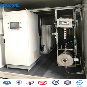 petroleum waste water treatment ozone generator