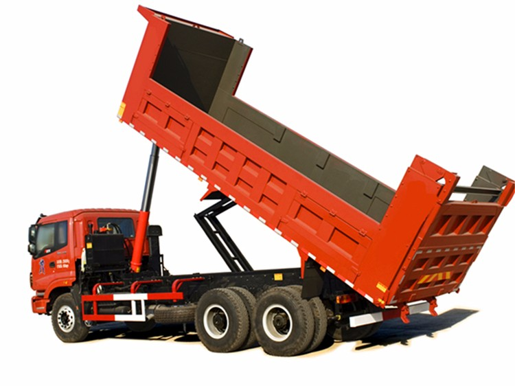 China leading brand best price sand transport heavy tipper truck