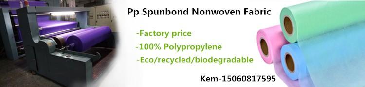 Polypropylene Spun Bonded Fabric Properties Nonwoven Fabric
