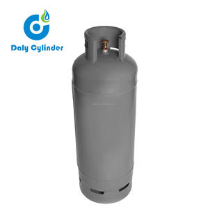 50kg Refilling Propane Gas LPG Cylinder For Industry Used