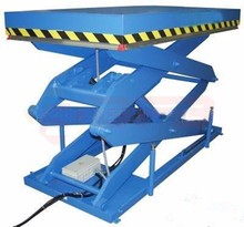 Easy maintenance hydraulic scissor lift table platform with best price