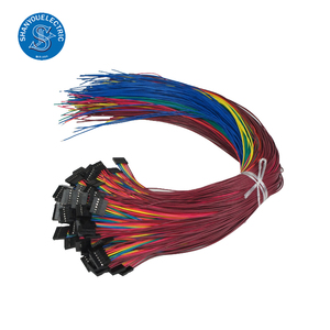 custom jst cable 6 pin connector wire harness