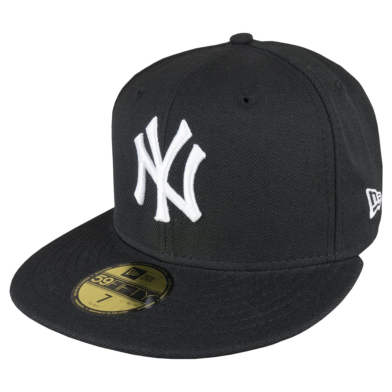 6e2b7ab4e14db Buy New Era 59FIFTY NY Yankees Cap - Black - 8 in Cheap Price on  m.alibaba.com