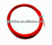 VDE high temperature fiberglass silicone insulated 16mm2 power cable