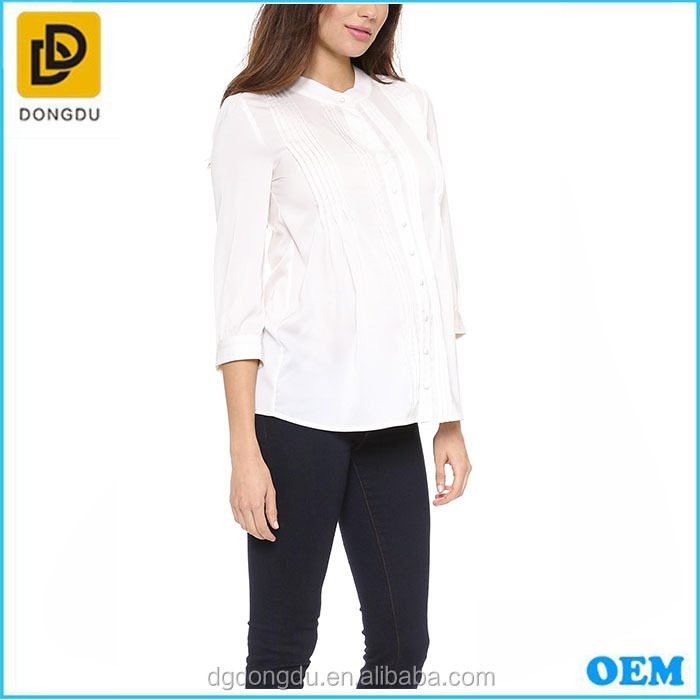 New Look Maternity Clothes Modal Soft Maternity Blouse