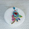 Fashion Festive Party Handmade Europe Soutache Jewelry Brooch