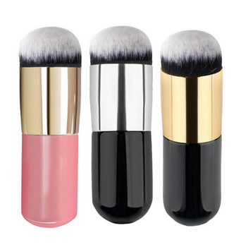 Single Face Use Liquid Foundation Makeup Blush Concealer Brush