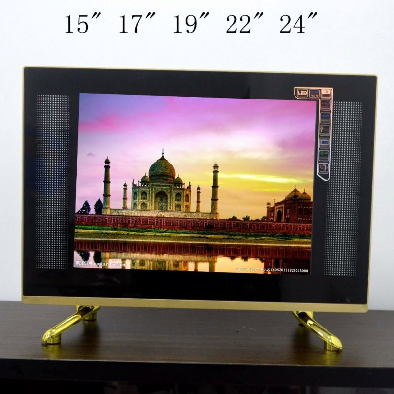 15'' 17'' 19'' akira analogue /dvb-t led tv for Africa market