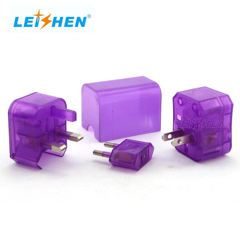 2019 relatiegeschenk mini travel adapter Groothandel zeer goedkope elektronische plug promotie-item corporate gift universele adapter