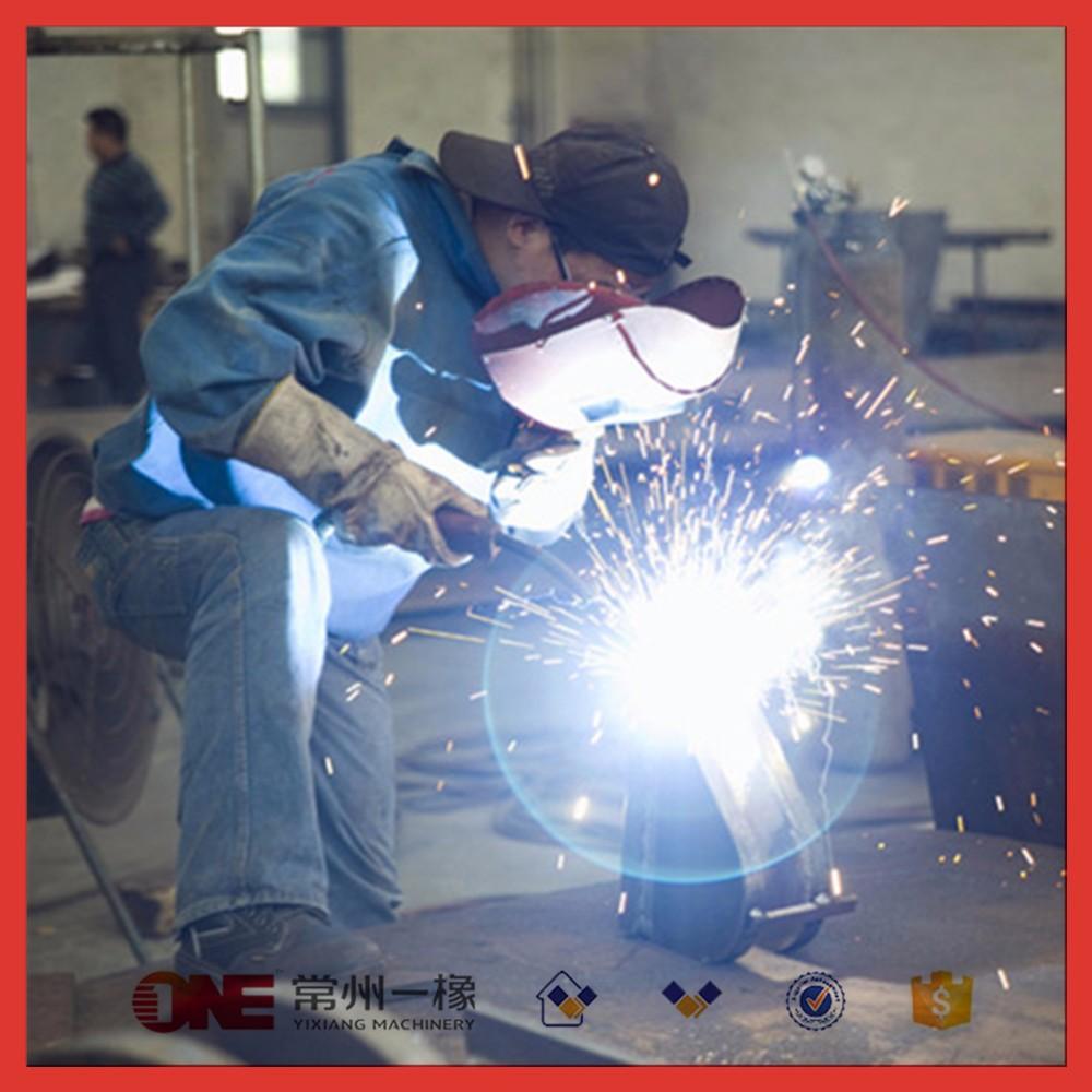 Fabricage door lassen engineering projecten bedrijf ...