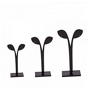 3 x Earring Jewelry Leaf Display Stand Holder Rack Set by Ozone48