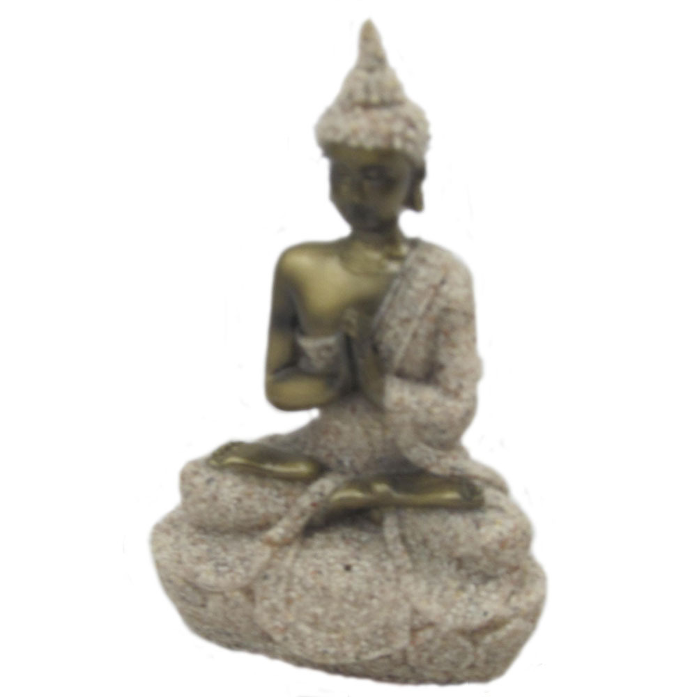 h 8 cm cheap small sandstone thailand style buddha statue for home office decor novelty crafts. Black Bedroom Furniture Sets. Home Design Ideas