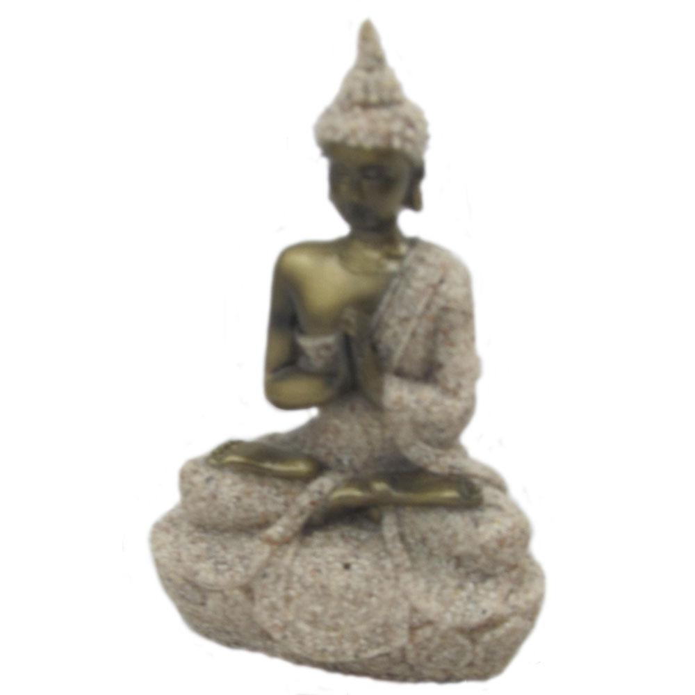 H 8 Cm Cheap Small Sandstone Thailand Style Buddha Statue