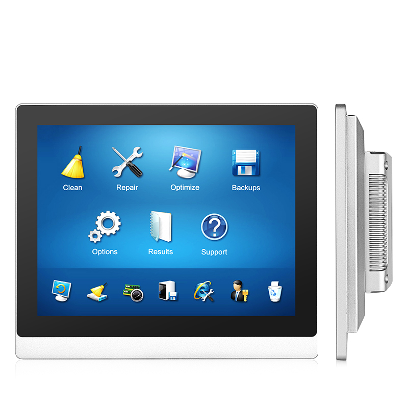 """10.1"""" 10.4"""" 12"""" 15"""" 15.6"""" 17"""" 17.3"""" 19"""" 21.5 inch IP65 front bezel waterproof industrial lcd touch screen monitor"""