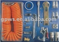 Pneumatic Air accessory kit, air tools assemble, air tools with connector
