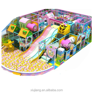 Kids Entertainment Play Indoor Jungle Gym Playground Equipment