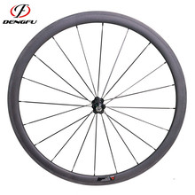 Deng fu bicycle wheels used cheap and popular carbon road bike wheels for sale