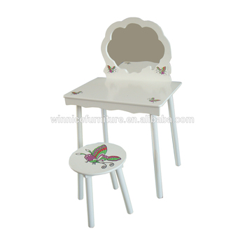 High Quality Comfortable Design Good Prices Kids Toy Dressing Table