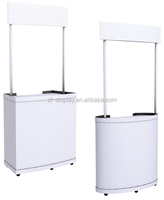 Cheap promotion display stand, promotion counter
