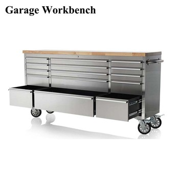 Remarkable Kobalt Mechanics 15 Drawer 72 Industrial Tool Box Work Bench Buy Industrial Work Bench Tool Box Work Bench Industrial Tool Box Work Bench Product Machost Co Dining Chair Design Ideas Machostcouk