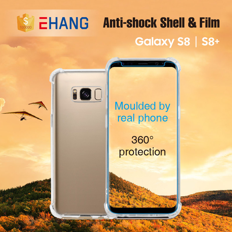 Middle East Hot Sell Airbag Anti Shock Phone Case For Samsung Galaxy S8  Case - Buy For Samsung Galaxy S8 Case,For Samsung S8 Case,For Galaxy S8  Case