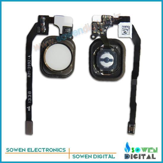Для дома гибкий кабель с пуговица монтажный комплект полный комплект для iphone 5S функция ключ ряд линия, 5 шт. / много