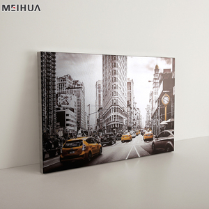 Best Seller Modern City Picture Wall Art Canvas Painting