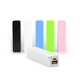 Colorful Design Oem Logo Portable Power Banks 2600mah Thin Power Bank For Mobile Phone