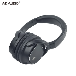 Hot Sale Bluetooth Headsets  Factory Direct Price ANC Noise Cancelling Wireless Headphones with Private Label  for PC
